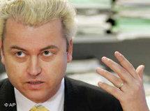 Geert Wilders, Foto: AP