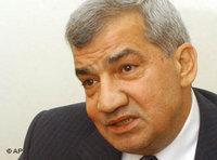 Syrischer Oppositioneller Riad Seif; Foto: AP