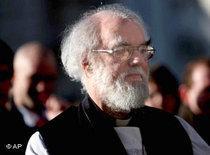 Erzbischof von Canterbury Dr. Rowan Williams; Foto: AP