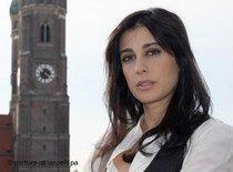 Nadine Labaki während eines Fototermins in München; Foto: Ursula Düren, dpa