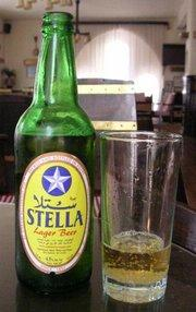 Stella-Bier; Foto: &copy commons.wikimedia.org