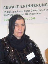 Anfal Opfer, Mitglieder der Frauenvereinigung Rizgary, Irak; Foto: © Ariana Mirza