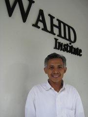 Ahmad Suaedy, stellvertretender Direktor des Wahid-Instituts; Foto: Arian Fariborz
