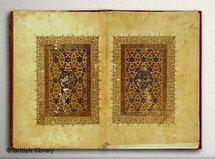 Koran; &copy British Library/DW