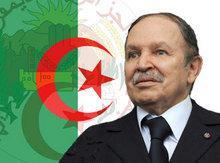 Präsident Abd al-Aziz Bouteflika; Foto: Deutsche Welle