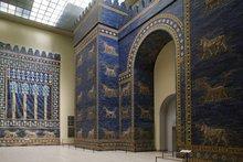 Ischtar Tor; Foto: Staatliche Museen zu Berlin