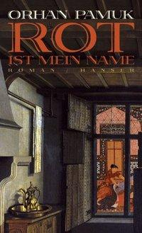 Cover 'Rot ist mein Name' von Orhan Pamuk