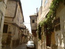 Altstadt Damaskus; Foto: Afra Mohamed