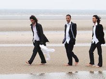 Le Trio Joubran; Foto: