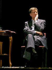 Mahmoud Darwish; Foto: dpa