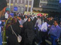 Demonstration vom 12. Juni 2006; Foto: DW/Maryam Ansary