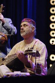 Der afghanische Robab-Virtuose Daud Khan; Foto: &copy Christoph Sebastian