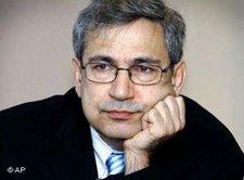 Orhan Pamuk; Bild: AP