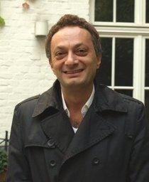 Schriftsteller Feridun Zaimoglu; Foto: Nimet Seker
