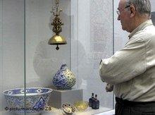 Besucher im Museum für Islamische Kunst; Foto: picture-alliance/ZB