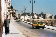 Straßenszene in Aleppo, Syrien; Foto: Antje Bauer