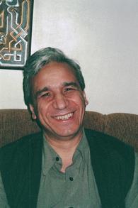 Yassin Haj Saleh; Foto: Antje Bauer