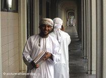 Arabische Studenten im Oman; Foto: picture alliance/dpa
