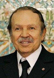 Ab el-Aziz Bouteflika; Foto: Wikipedia