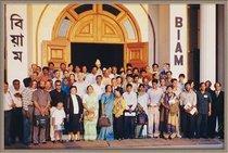 Mitglieder des Asian Muslim Action Network; Foto: AMAN