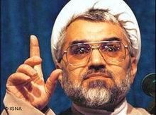 Reformpolitiker Abdollah Nuri; Foto: ISNA