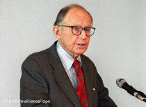 Bild Samuel Huntington; Foto: picture_alliance/dpa