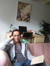 Asis Aynan (photo: Arian Fariborz)