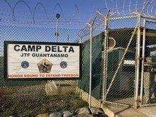 Camp Delta in Guantánamo; Foto: AP