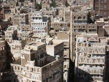 Altstadt von Sanaa; Foto: Guy Helminger