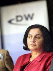 Sumaya Farhat-Naser; Foto: DW