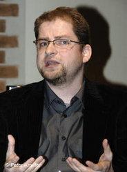 Peter Anselmer, Menschenrechtsbeauftragten der Deutschen Bahai-Gemeinde; Foto: &copy Peter Anselmer