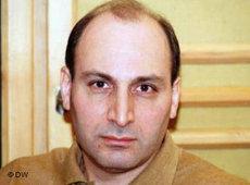 Dr. Ramin Jahanbegloo; Foto: DW