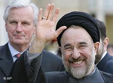 Mohammad Khatami; Foto: AP