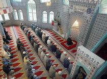 Tag der offenen Moschee in der Essener Fatih-Moschee; Foto: dpa