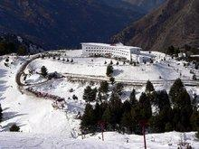 Das Malam Jabba Ski Ressort