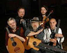 das Quintet Neuwirth-Correa-Dobrek-Biz-Abado; Foto: &copy www.marwan-abado.net