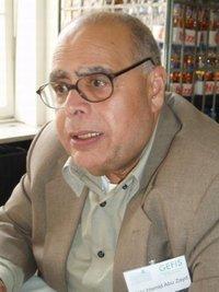 Nasr Abu Zaid; Foto: Erhard Brunn