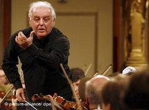 Barenboim und das West-Östliche Diwan Orchester in Luzern; Foto: picture alliance/ dpa