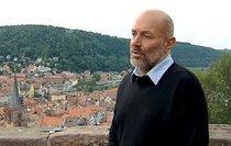 Moscheebaugegner Willi Schwend; Foto: SWR/Jan Gabriel