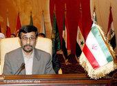 Iran's President Mahmoud Ahmadinejad (photo: Photo Alliance/dpa)
