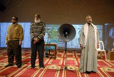 Theaterstück Radio Muezzin; Foto: &copy HAU/DW-World.de