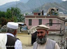 Taliban in Pakistan; Foto: dpa