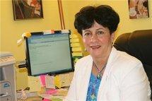 Dr. Jumana Odeh; Foto: Muhanad Hamed