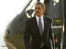 US-Präsident Obama; Foto: AP