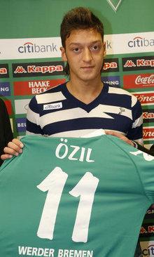 Mesut Özil; Foto: AP