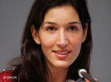 Iranisch-französische Journalistin Delphine Minoui; Foto: ONUK