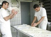 Türkische Bäckerei; Foto: AP