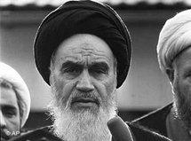Ayathollah Chomeini; Foto: AP