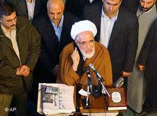 Mehdi Karrubi; Foto: AP