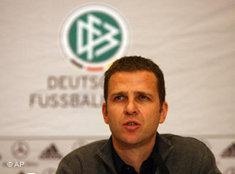 Nationalmannschafts-Manager Oliver Bierhoff; Foto: AP